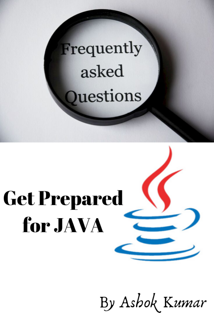 Java Question and Answer.
